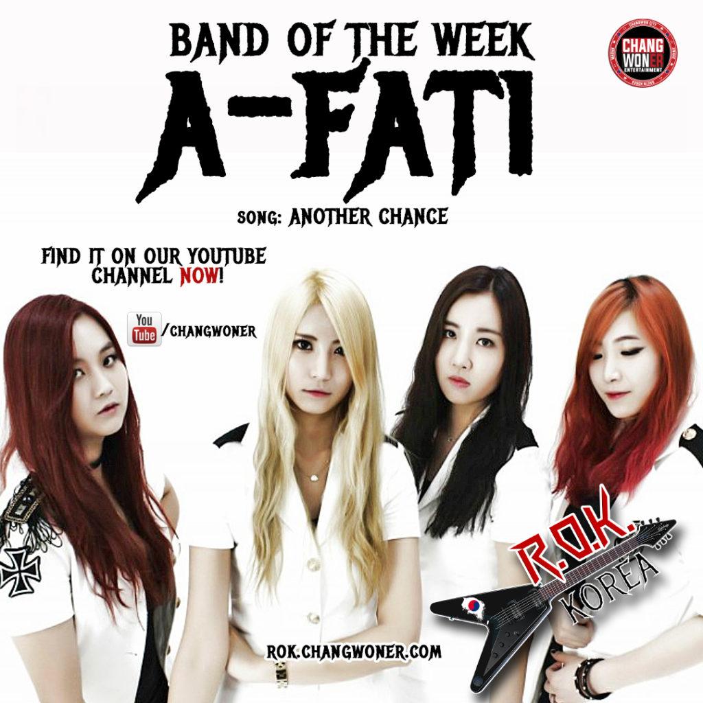 A-FATI (BAND OF THE WEEK)